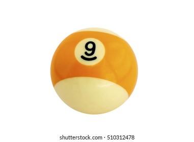 Ball number nine