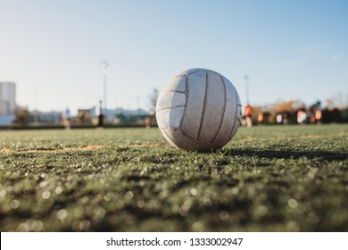 ball on field