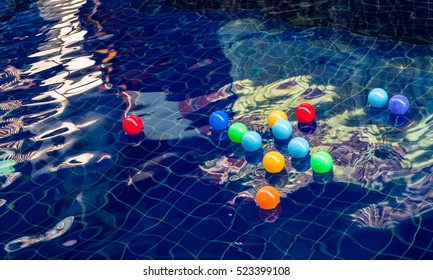 Ball on the water