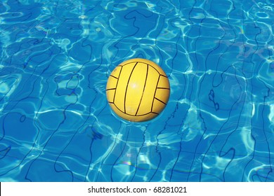 Ball on water