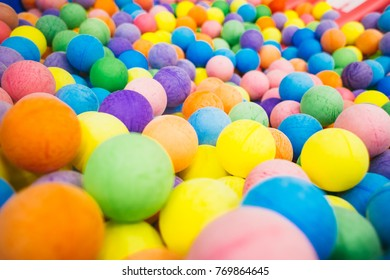 ball pool background. Photo Pattern design for banner, poster, card, postcard, cover, brochure High Resolution