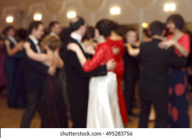Ball, waltz, dance, old traditions