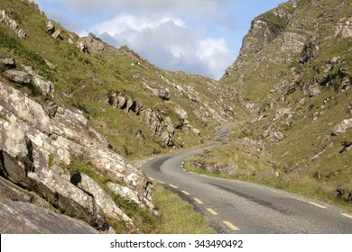 Ballaghbeama Gap; Killarney National Park; County Kerry; Ireland