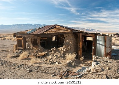 Ballarat is a ghost town in Inyo County, California that was founded in 1896 as a supply point for the mines in the canyons of the Panamint Range.