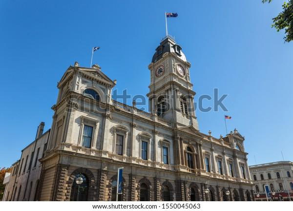 Ballarat Town Hall - Ballarat Victoria Australia