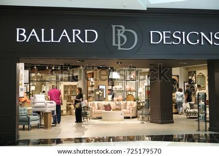 Ballard Designs King Prussia Pa Usa Stock Photo Edit Now 725179570