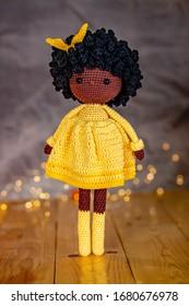 Cute Crochet Dolls Free Patterns | 280x173
