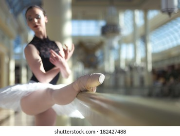 Ballet Dancer, Various Poses