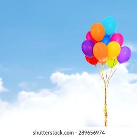 Balloon, Birthday, Party.