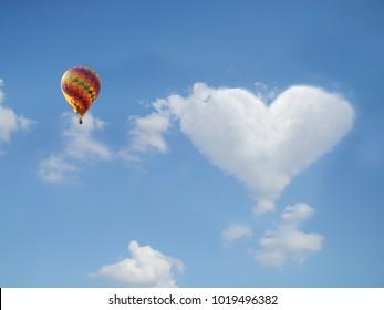 Balloon of love