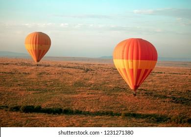 Balloon Masai Mara, Kenya
