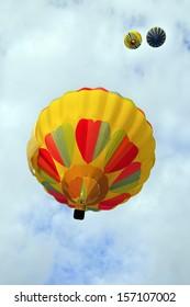 Balloon Race, Reno NA Sept.12 2009 Annual Event