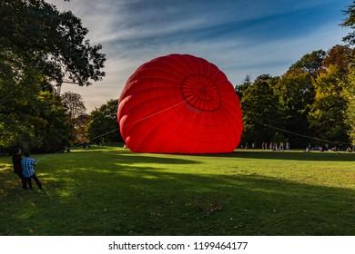 balloon short before start
