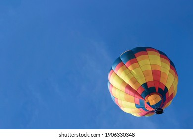 A Balloon in the sky.