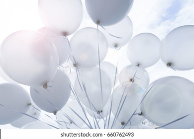 Balloons decoration for  party,balloon background