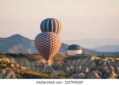 Balloons in Kapadokya