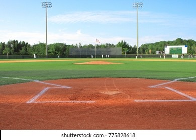 Ballpark and Stadium Imagery