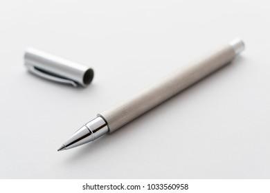 ballpoint pen, pen, writing
