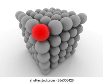 Balls leader