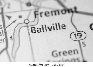Ballville. Ohio. USA