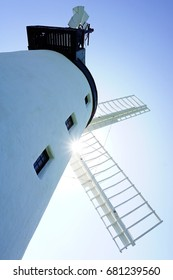 Ballycopeland Windmill in Northern Ireland, built around the 1780s or 90s