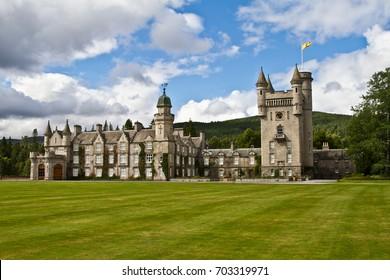Balmoral Castle, Aberdeen, Scotland