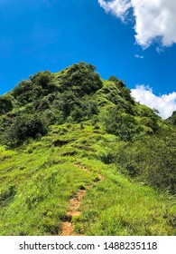 Balthali Kavrepalnchwok/NP- August 19, 2019 : Balthali is one of the best tourist area on a Kavre district. took some photographs of gorgeous mountain.
