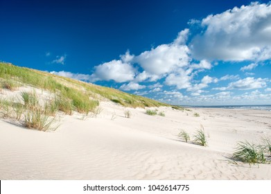 Baltic Sea Coastline - Curonian Spit, Nida, Neringa, Lithuania. The Baltic Sea is a sea of the Atlantic Ocean, enclosed by Scandinavia, Finland, the Baltic countries, and the North European Plain.