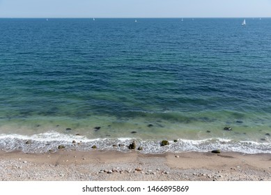 Baltic Sea near the village of Damp, Schleswig-Holstein, Germany