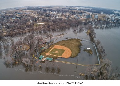 Baltic is a small Town in Eastern affected by the 2019 Flooding of the Big Sioux River