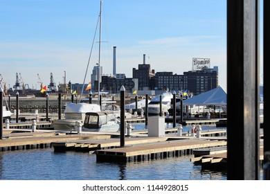 Boat Baltimore Images, Stock Photos & Vectors   Shutterstock