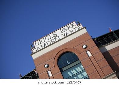 Camden Yards Images Stock Photos Amp Vectors Shutterstock