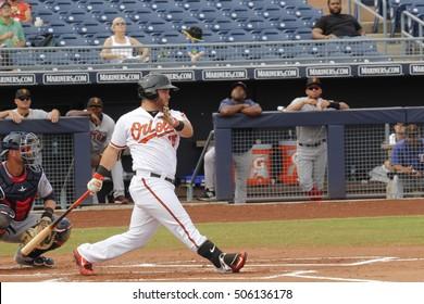 Baltimore Orioles fall ball at Peoria Stadium in Peoria Arizona USA October 27,2026.