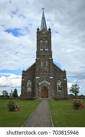 Baltinava church, Latvia