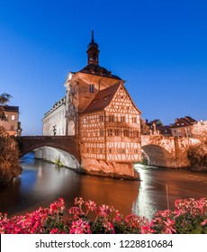 Bamberg after sunset