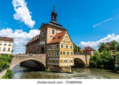 Bamberg - historical city in germany