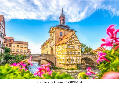 Bamberg, Town Hall,