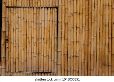 Bamboo door wall & Bamboo Door Images Stock Photos u0026 Vectors   Shutterstock