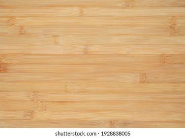 Bamboo flat veneer wooden background