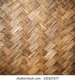 Bamboo pattern background