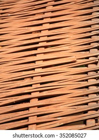 bamboo paving creating a beautiful background.