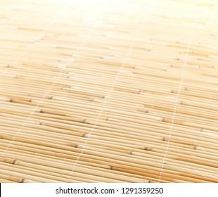 Bamboo [rattan] blind reed screen