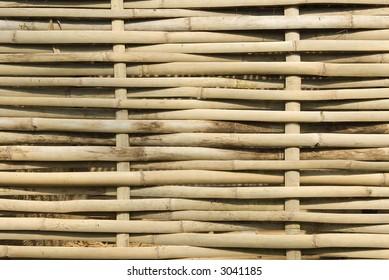 bamboo screen texture