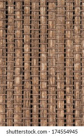 Bamboo texture background bound together in a pattern