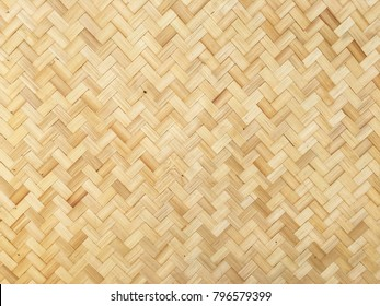 bamboo wall background nature Asia construction garden grunge interior line house Thailand