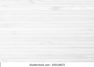 bamboo wood board panel natural texture background in white color