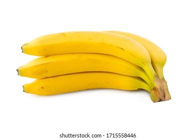 Banana, banana in horizontal position on a white background (Tr- Muz) - Shutterstock ID 1715558446