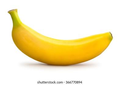 banana isolated