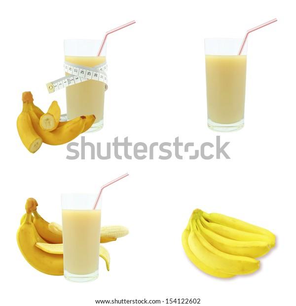 banana juice and meter
