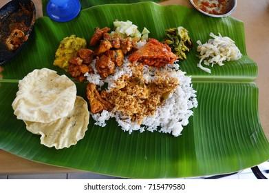 Banana Leaf Indian Food